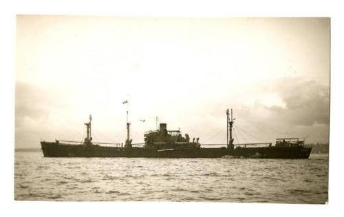 photo of battleship